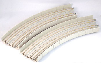 "N 15""/16.4"" 45Degree Double Track Viaduct Curve(2)"