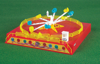 Bachmann 46241 HO Scale Operating Carnival Ride Kit With Motor Octopus Ride