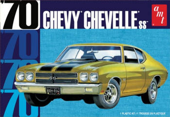 AMT 1143 1:25 1970 Chevy Chevelle SS Model Kit