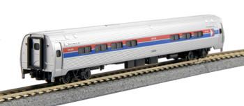 Kato 1068013 N Amfleet I Coach Caf Amtrak Phase I Set B 2-Car Train Set