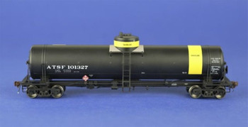 American Limited Models 1841 HO Scale Gasoline Service Tank Car, ATSF #101327