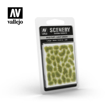 Vallejo SC417 Wild Tuft ? Light Green