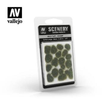 Vallejo SC422 Wild Tuft ? Swamp