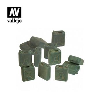 Vallejo SC208 IDF Jerrycan Set