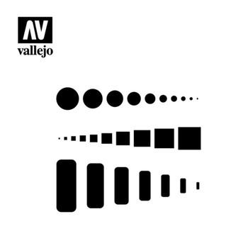 Vallejo ST-AIR003 Access Trap Doors