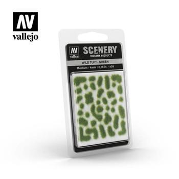 Vallejo SC406 Wild Tuft ? Green