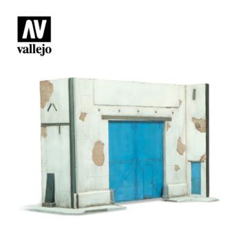 Vallejo SC107 Factory Fa?ade