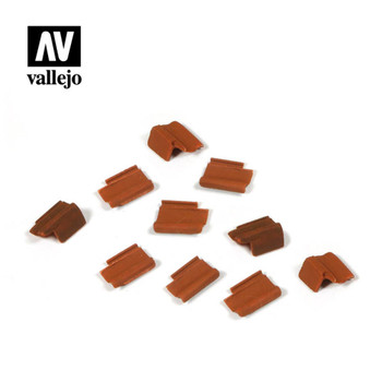 Vallejo SC229 Roof Tiles Set