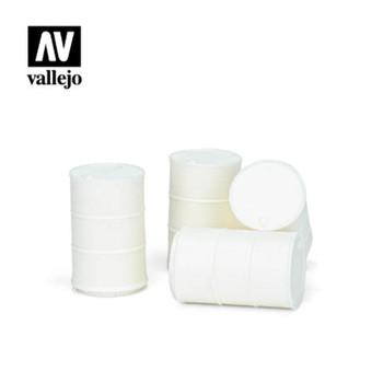 Vallejo SC204 Modern Fuel Drums