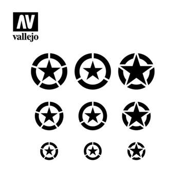 Vallejo ST-AIR004 USAF Markings