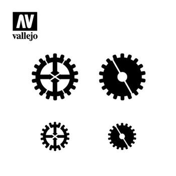 Vallejo ST-SF001 Gear Markings