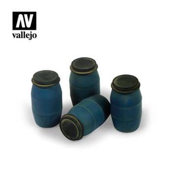 Vallejo SC210 Modern Plastic Drums (no. 1)