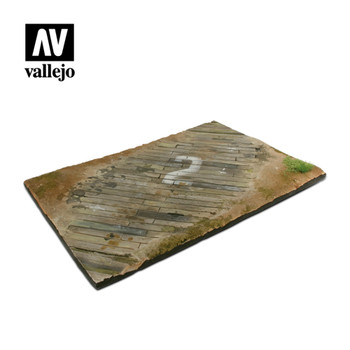 Vallejo SC102 Wooden Airfield Surface