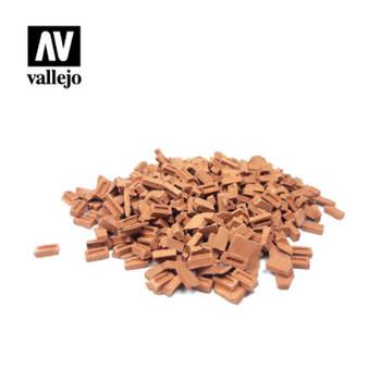 Vallejo SC232 Coloured Bricks