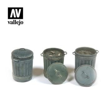 Vallejo SC212 Garbage Bins (no. 1)