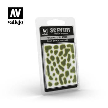Vallejo SC401 Wild Tuft ? Dry Green