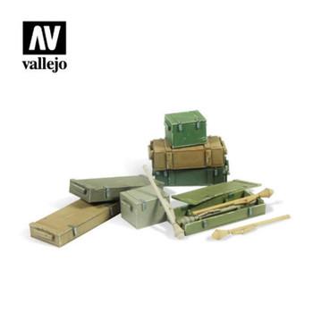 Vallejo SC222 Panzerfaust 60 M Set