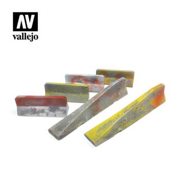 Vallejo SC228 Urban Concrete Barriers