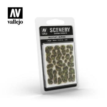 Vallejo SC414 Wild Tuft ? Burned