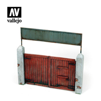Vallejo SC006 Village Gate
