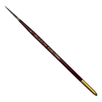 Vallejo P54020 Round Toray Brush No.2/0 Paint Brush