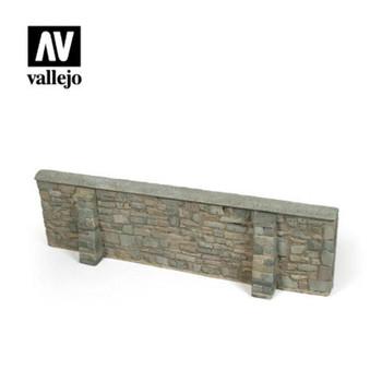 Vallejo SC106 Ardennes Village Wall