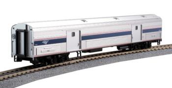 Kato 356204 HO Amtrak Baggage Car Phase VI #1249