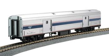 Kato 356203 HO Amtrak Baggage Car Phase VI #1231