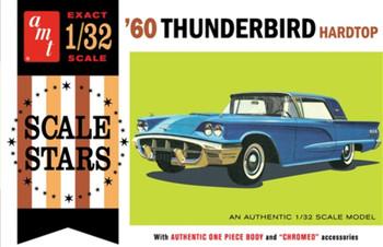 AMT 1135 1:32 1960 Ford Thunderbird Model Kit