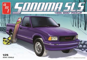 AMT 1168 1:25 1995 GMC Sonoma Pickup Model Kit