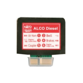 Kato 222714 ALCO PA-1 PB-1 Locomotive Sound Card