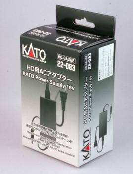 Kato 22-083 HO Scale POWER SUPPLY 16V