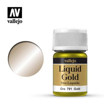 Vallejo 70791 Gold 35 ml