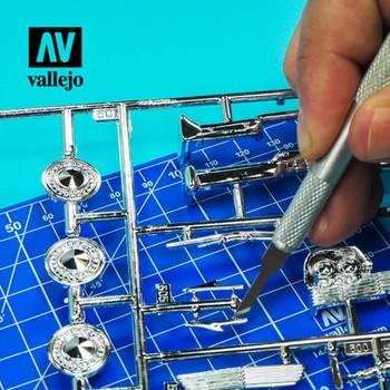 Vallejo T06005 Set of 5 Blades ? #68 Stencil blades (5 PK)
