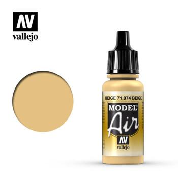 Vallejo 71074 Beige 17 ml