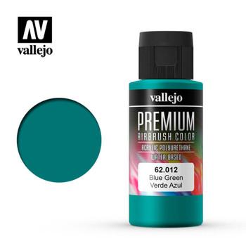 Vallejo 62012 Blue Green 60 ml