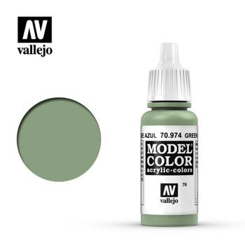 Vallejo 70974 Green Sky 17 ml