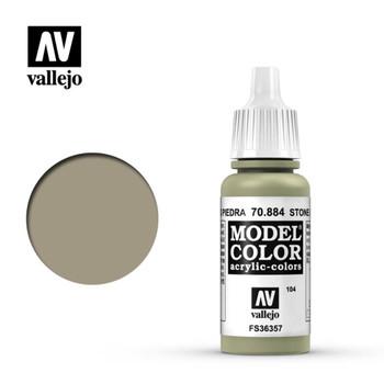 Vallejo 70884 Stone Grey 17 ml
