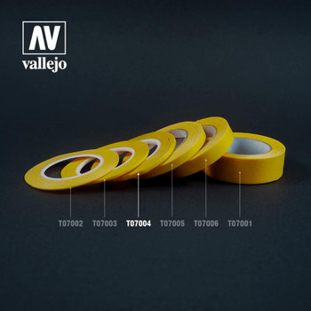 Vallejo T07004 Masking Tape 3 mm x 18 m