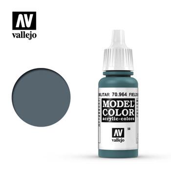 Vallejo 70964 Field Blue 17 ml