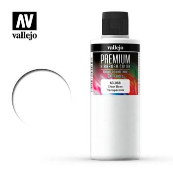 Vallejo 63068 Clear Base 200 ml