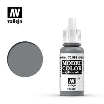 Vallejo 70991 Dark Sea Grey 17 ml