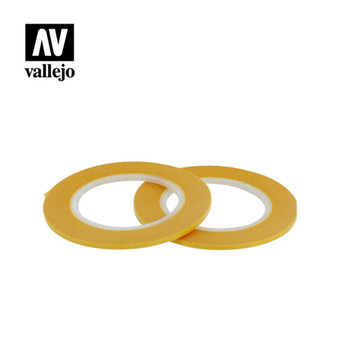Vallejo T07003 Masking Tape 2 mm x 18 m
