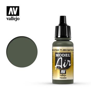 Vallejo 71093 NATO Green 17 ml