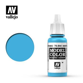 Vallejo 70844 Deep Sky Blue 17 ml