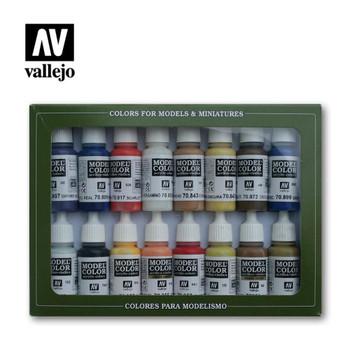 Vallejo 70147 American Colonial (16 PK)