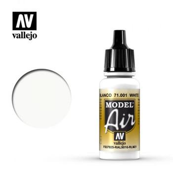 Vallejo 71001 White 17 ml