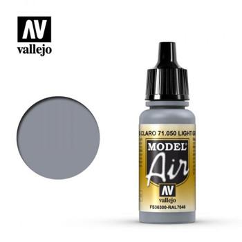 Vallejo 71050 Light Gray 17 ml