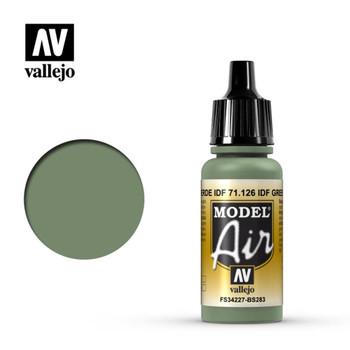 Vallejo 71126 IDF/IAF Green 17 ml