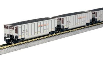 Kato 1064628 N Scale BNSF BETHGON COAL 8 CAR